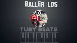 Hanybal  BALLER LOS feat Bonez MC Instrumental Remake