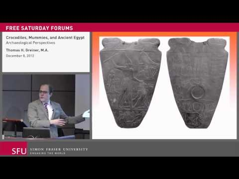 Crocodiles, Mummies, and Ancient Egypt: Archaeological Perspectives at SFU Continuing Studies