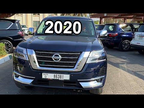 باترول 2020 بتغيرات جديده الاسعار تبدا من ٢٠٠ الف Nissan Patrol 2020 Youtube