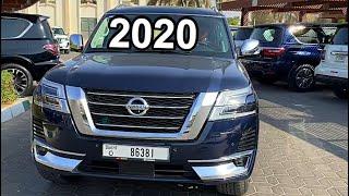 باترول 2020  بتغيرات جديده الاسعار تبدا من ٢٠٠ الف Nissan Patrol 2020