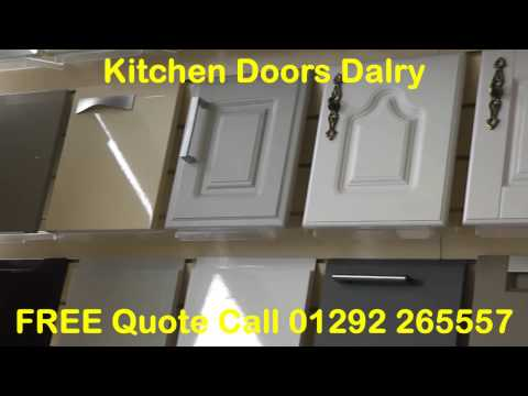Kitchen Doors Dalry –  Call 01292 265557 for FREE quote.