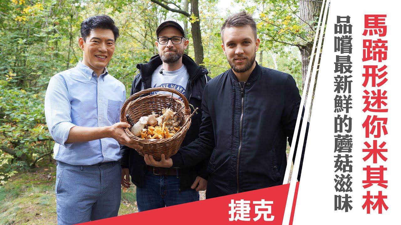 Jason Wang 王凱傑《摘星秘密客》捷克  布拉格馬蹄形迷你米其林 品嚐最新鮮的蘑菇滋味 | 第十二集預告