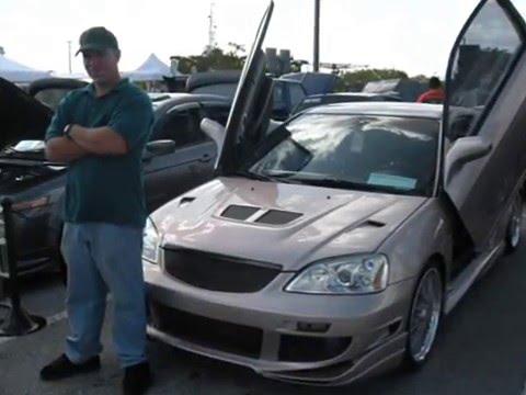 My 2002 Honda Civic LX - YouTube