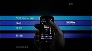 """Nokia 5800 XpressMusic"" TVC in Thailand"
