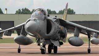 RIAT Airshow Arrivals - Day One 2019