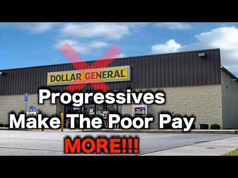 Progressives Banning Dollar Stores?