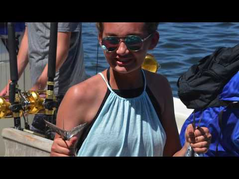 A day with Slackem Charters in Grand Cayman