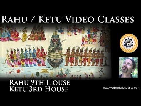 Rahu in the 9th House Ketu in the 3rd house