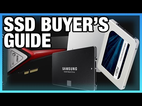 Best SSDs for Gaming 2016 - Cyber Monday & Black Friday