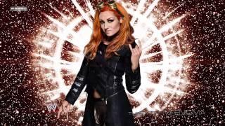 "2015: Becky Lynch 3rd and New WWE Theme Song ""Celtic Invasion"""
