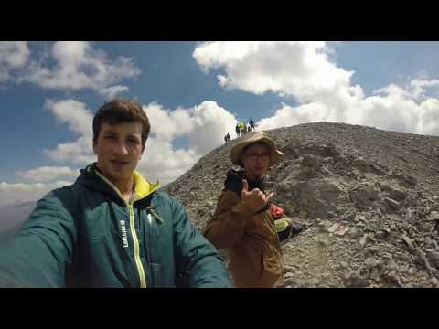 Hiking Pyrenees Taillon 2016: GoPro HD