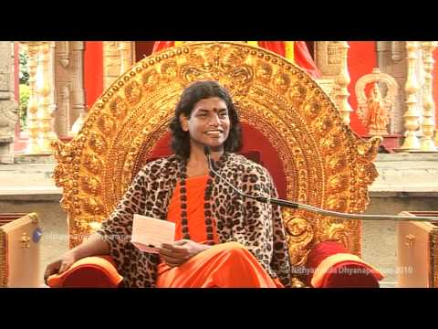 Bhakti - The Eternal key for Wisdom: Nithyananda Morning Satsang (08 Nov 2010)  Message