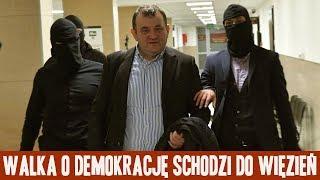 Komunikat Ministerstwa Prawdy nr 697: Demokraci w więzieniach