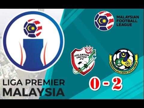 Highlights Kelantan United FC vs Kuala Lumpur FA, Malaysia Premier League 2020