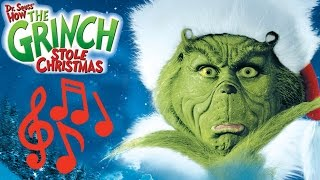 Our Grandpa is The Grinch