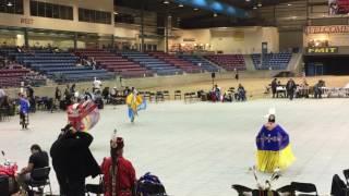 avi powwow 2017 women s fancy shawl crow hop