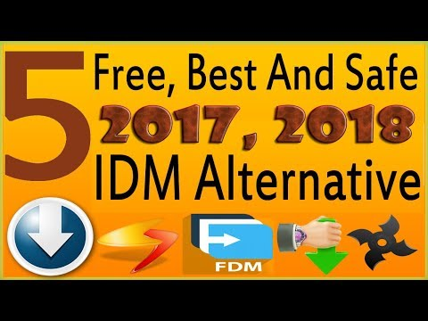 top 5 free download manager ! top 5 download manager for pc ! how to  download free Technow India