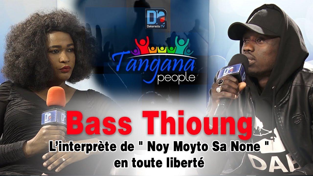 """Tangana People """": L'interprète de """" Noy Moyto Sa None """" en toute liberté"""