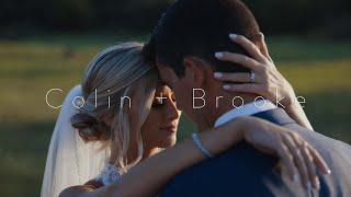 A Wedding at the Family Farm | Brooke & Colin | Wedding Film