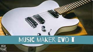 Escolha do Dia Music Maker Evo T -  The Tone Boutique