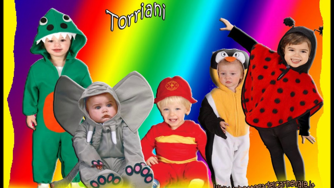 3e18bca6e30a Torriani costumi bimbi e neonati - YouTube