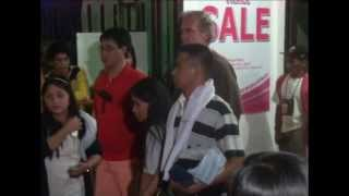 Survivors of the ferry, cargo ship collision off Talisay City, Cebu