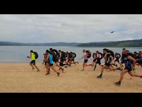 Arranca la III Samurai Xtreme Race en As Pontes