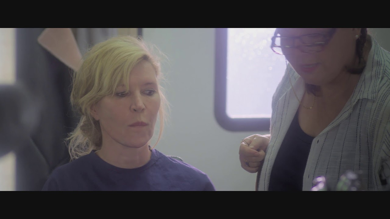 Download Sally4Ever - Emma in the make-up trailer