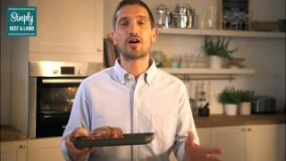 Lamb Mini Roast With Mango Chutney - Andy Bates For Simply Beef And Lamb