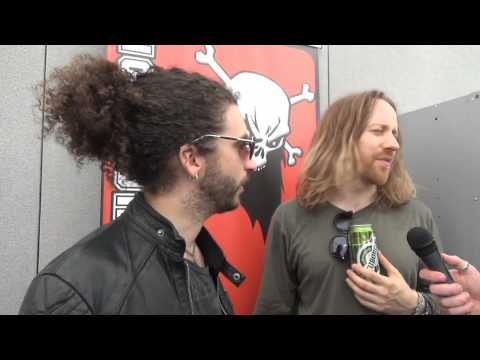 The Mercy House Interview Download Festival 2014