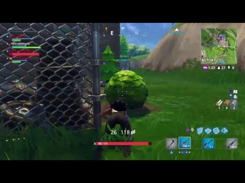 TRYIN TO GET A W !!! In fortnite:BATTLE ROYAL