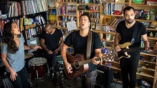 Johnnyswim: NPR Music Tiny Desk Concert