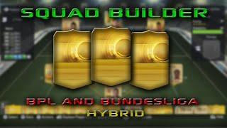 Fifa 15 - Squad Builder - BPL/Bundesliga Hybrid Thumbnail