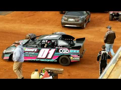 Feature-Cherokee Speedway-4/8/2018-Young Guns