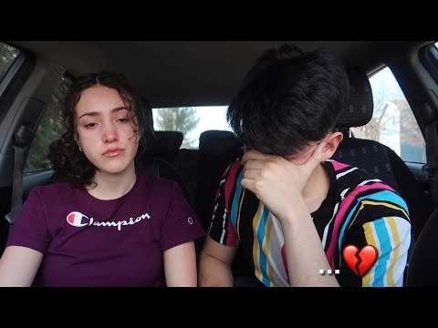 We Broke Up...