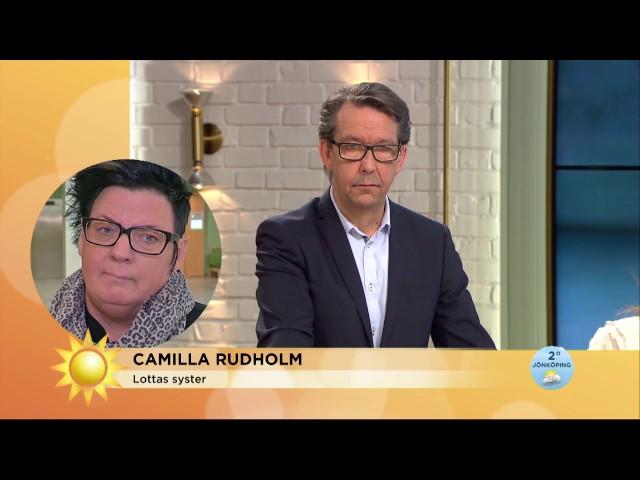 Kritiken mot åklagaren: Lotta hade kunnat levt i dag - Nyhetsmorgon (TV4)
