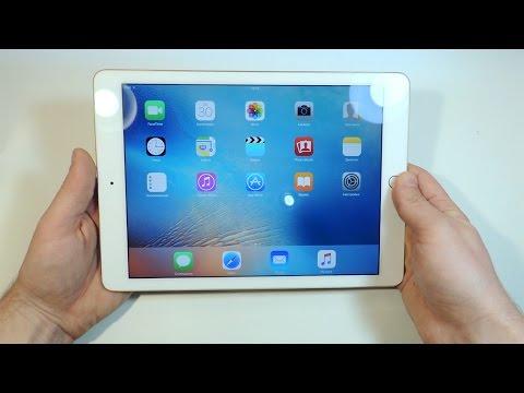 iPad Pro 9.7 - Распаковка / iPad Pro 9.7 Unboxing