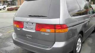 2002 Honda Odyssey Start Up, Full Tour, and Features