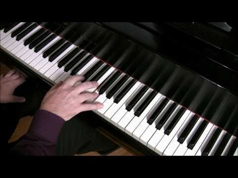 THE SINGLE BEST PIANO EXERCISE! (1/2) Broken Chords and Inversions (level 4)