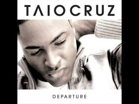 1. Taio Cruz - I'll Never Love Again [Album Departure + Lyrics]