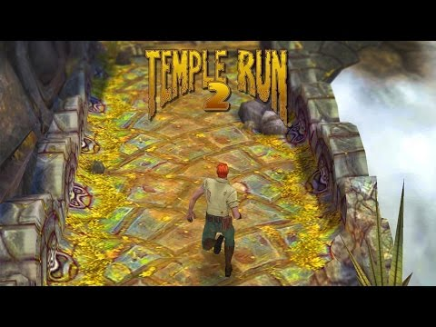 Temple Run 2 Android Gameplay - YouTube