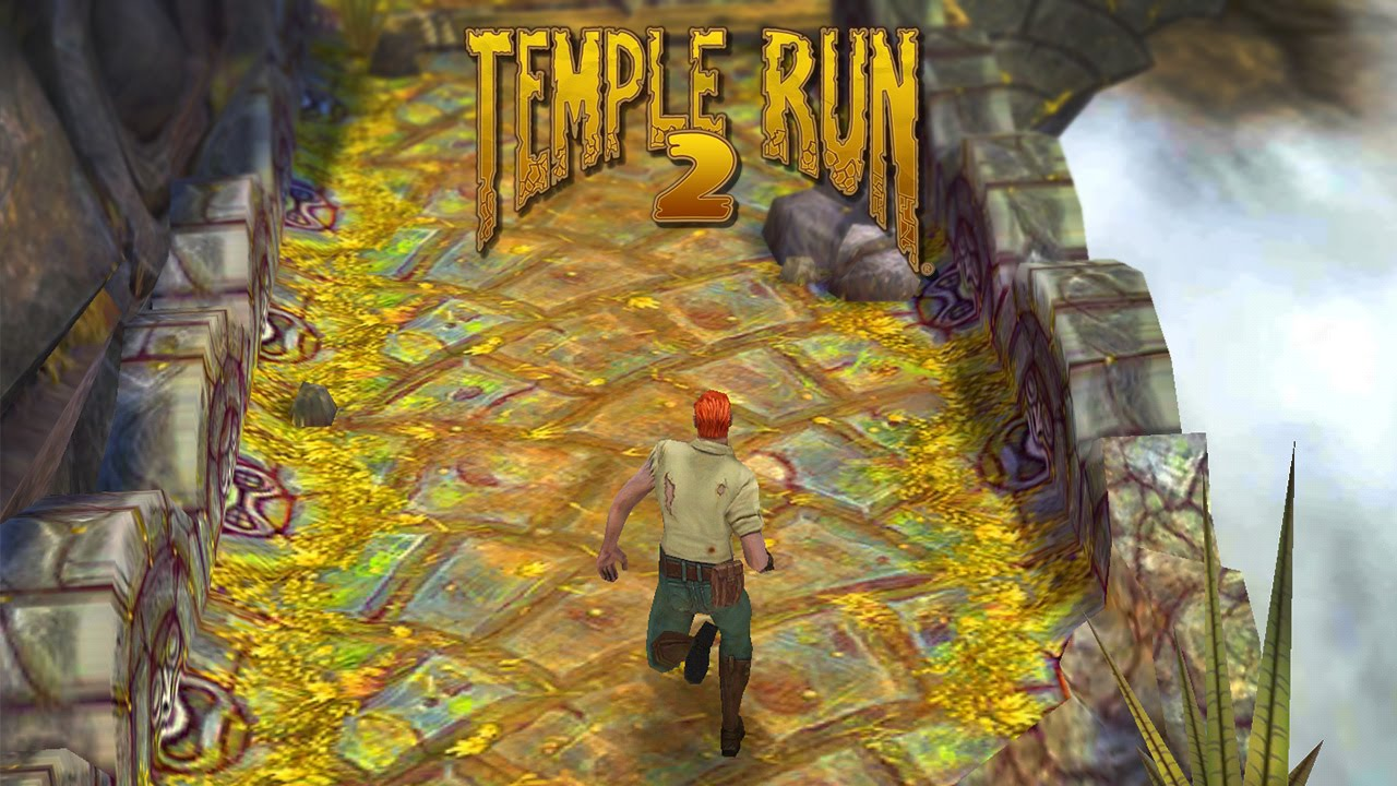 Play the game called temple run 2 bruins penguins game 2
