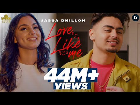 Love Like Me (Official Video) Jassa Dhillon | Gur Sidhu | New Punjabi Song 2021 - Brown Town Music