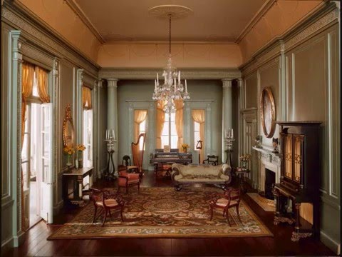The Whole Set Of The The Thorne Miniature Rooms Youtube
