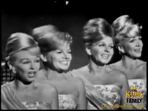The King Sisters Everybody Loves Somebody Sometime King Family Special 1964