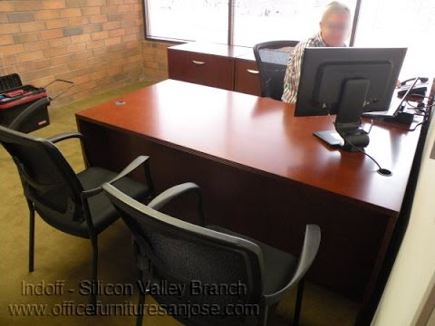 Office Outfitting - Management Desks & Ergo Seating