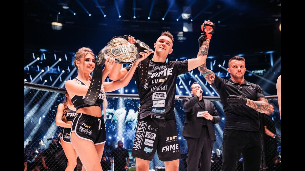 Fame MMA 5. Wyniki gali | sporteuro.pl