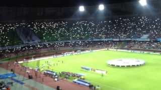 Napoli - BVB Champions League Hymne