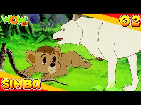 Simba - The Lion King | Jungle Stories In Hindi | Ep 02 | Wow Kidz