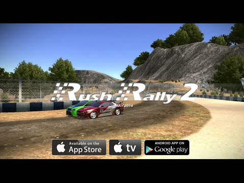 Rush Rally 2 Launch Trailer | iOS | AppleTV | Android
